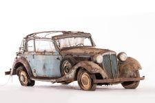 Audi Front 225 cabriolet - ca 1936. Artcurial Motorcars, Rétromobile 2015, Vente N° 2651 (Collection Baillon) - Lot N° 22.