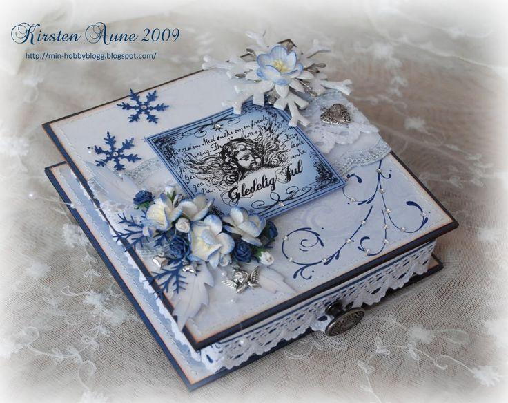 Kirstens Blogg: Christmas Box