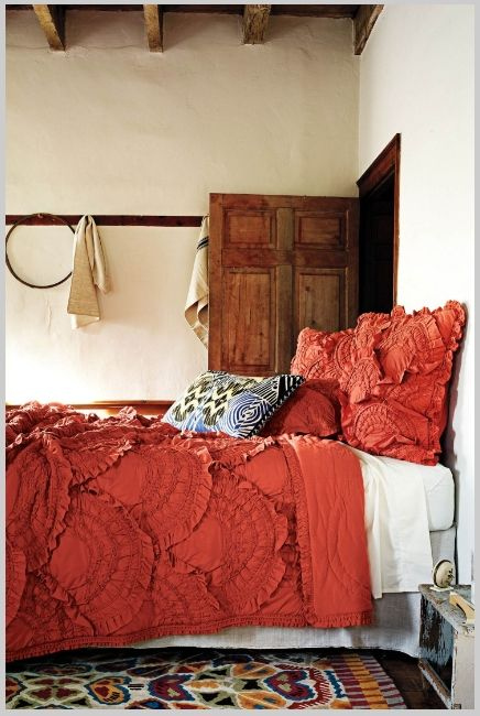 30 Fascinating Boho Chic Bedroom Ideas | Daily source for inspiration and fresh ideas on Architecture, Art and Design