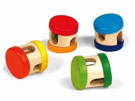 Pintoy Rolling Rattle