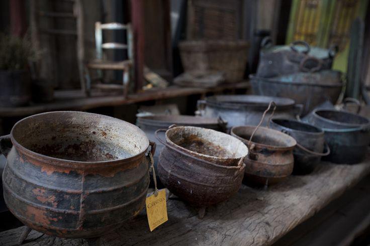 Antigüedades Carroza