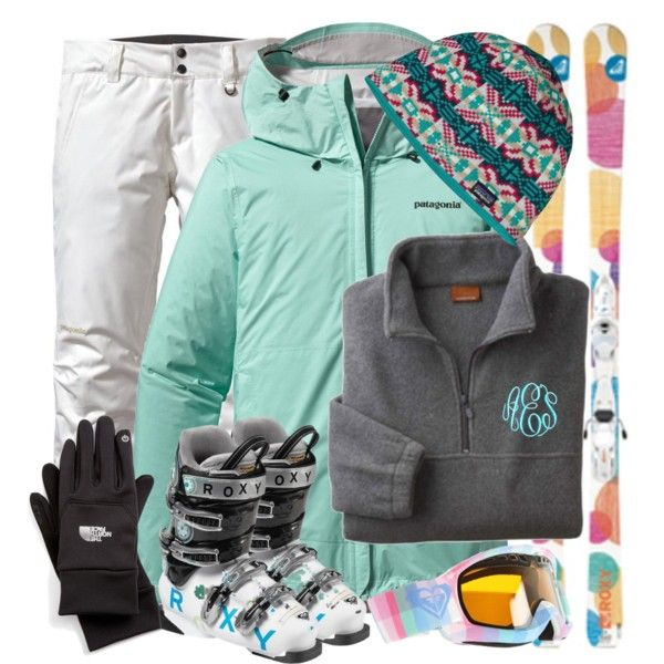 """""""Ski Trip"""" by qtpiekelso on Polyvore"""