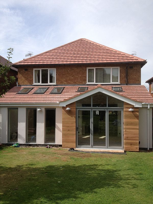cladding or render extension - Google Search
