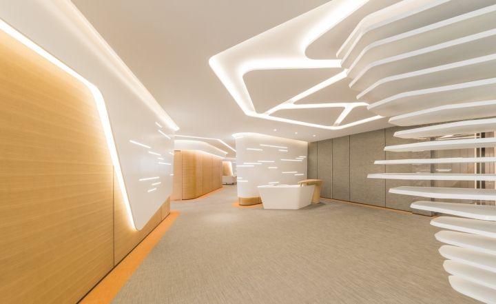 The Landwave office by PAL Design, Shanghai – China » Retail Design Blog