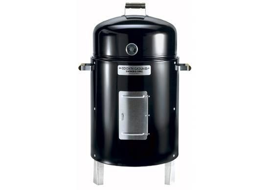 How to Use a Brinkmann Charcoal Smoker http://grillingidea.com/best-charcoal-grills/