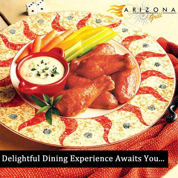 Delightful Dining Awaits You...