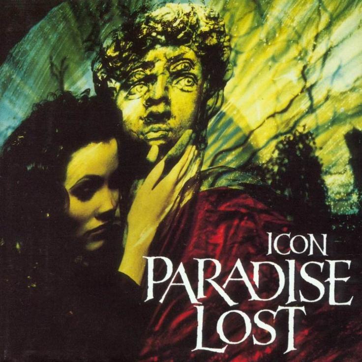 ICON - Paradise Lost's fourth studio album - 1993