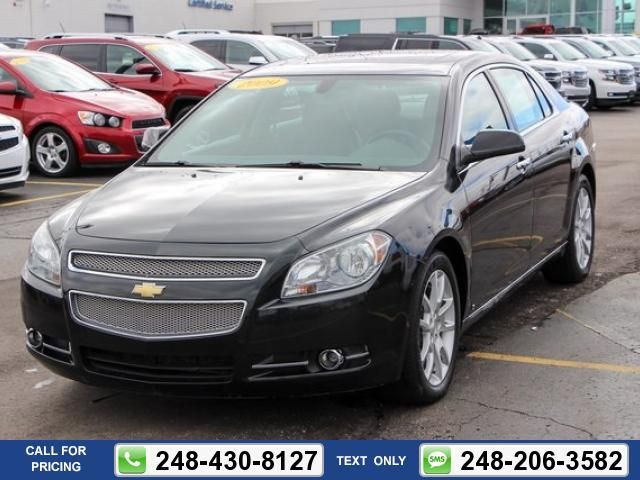 2009 Chevrolet Chevy Malibu LTZ $10,000 81625 miles 248-430-8127 Transmission: Automatic  #Chevrolet #Malibu #used #cars #BillFoxChevroletUsedCars #Rochester #MI #tapcars