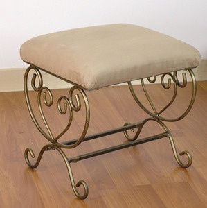 Herman Small Metal Bench ($42.50)