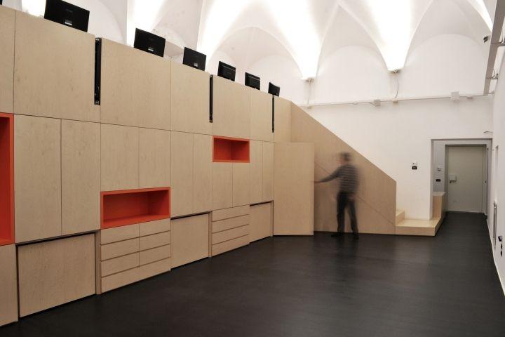 A917 corporate headquarters by nuvolaB architetti associati, Pisa - Italy