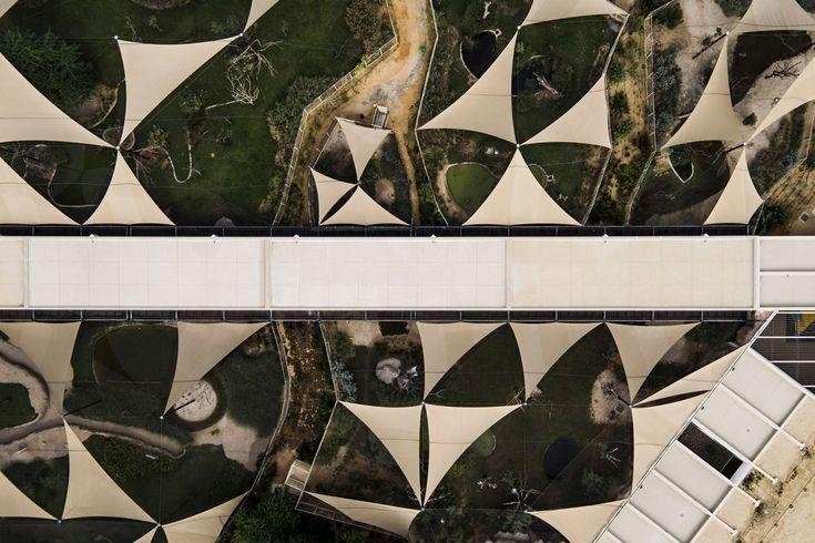 #Architecture in #UnitedArabEmirates - #VisitorCenter by X-Architects