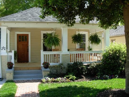 30 best atlanta homes exteriors images on pinterest for Compact cottages georgia