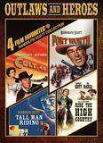 4 Film Favorites: Randolph Scott Westerns [3 Discs] [DVD]