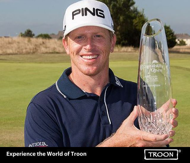 Congratulations to Martin Piller on winning the Digital Ally Open.