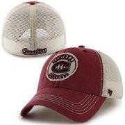 '47 Brand Montreal Canadiens Cuddyhook Flex Hat - Red/White