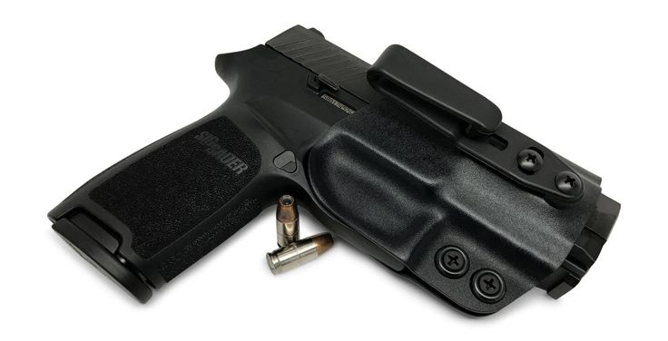 Sig Sauer P320 Tuckable IWB KYDEX Holster
