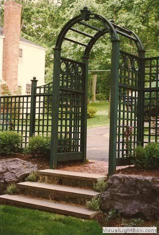 Fences In New Jersey Landscaping Projects White Picket