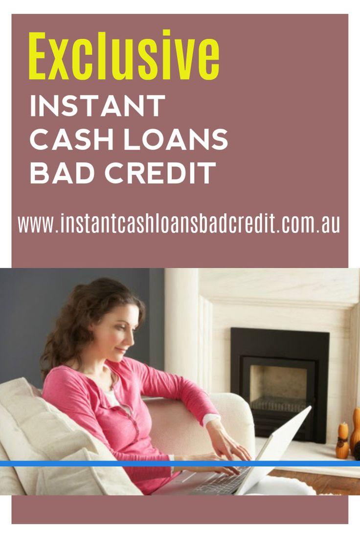 74 best Instant Cash loans Bad Credit images on Pinterest   Instant cash loans, Credit check and ...