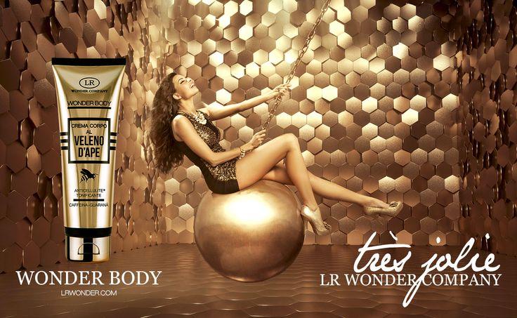 Wonder Body Très Jolie!