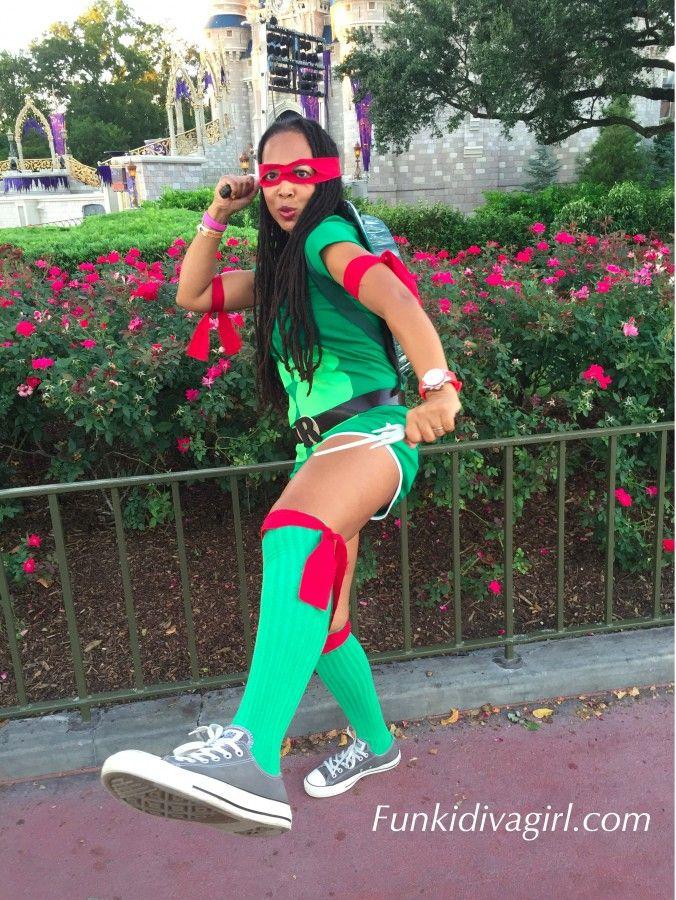 DIY: Teenage Mutant Ninja Turtle Costume | My Halloween ...