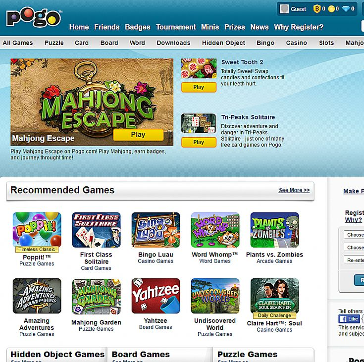 Best Places to Play Free Games Online (Without Spam or