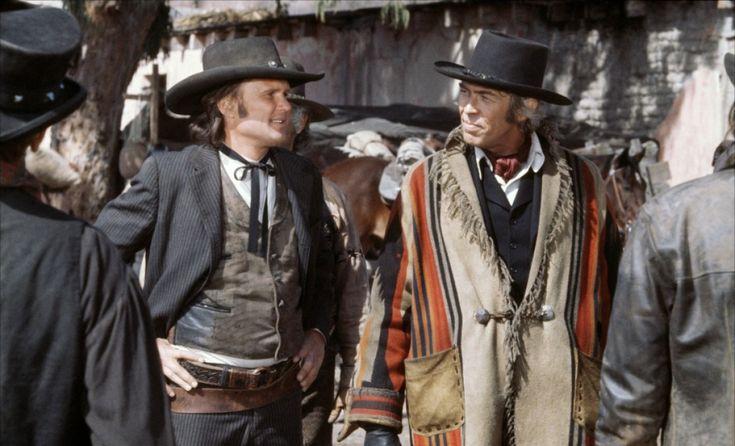 Pat Garrett and Billy The Kid, starring James Coburn, Kris Kristofferson.
