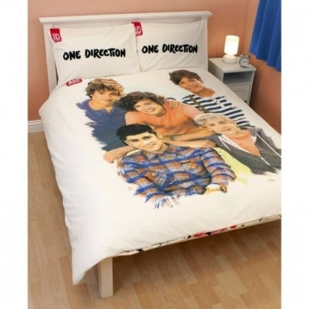 Amazon.com: One Direction Crush Double Duvet Cover And Pillowcase Set  $65.78 I Don