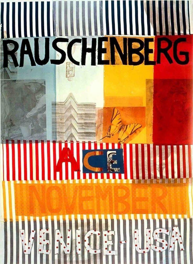 Robert Rauschenberg, Ace Gallery, Venice, 1977, 1977, MSP Modern
