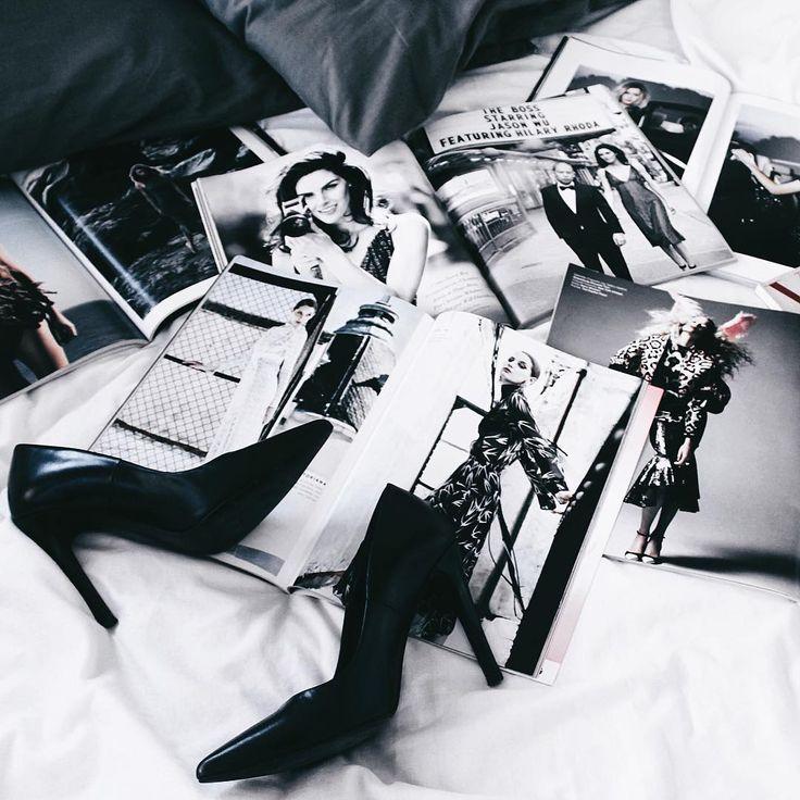 #magazines #heels