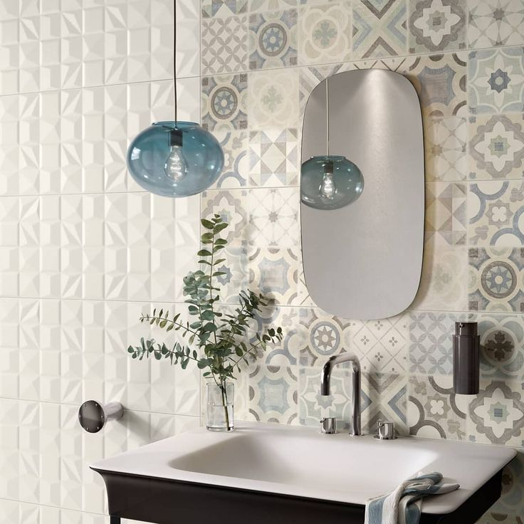 Panaria Ceramiche Punti Vendita.Combine The Colours And Decorations Of The Even Collection In Order To Personalise Any Space Discover Them All Link In Bio In The Badkamer Hoeden
