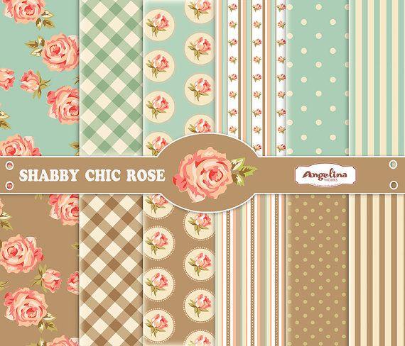 chic rose designs