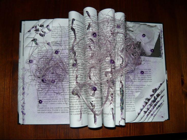 dekorační kniha / decorative book