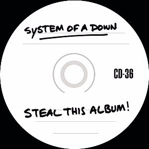 System of a Down - Steal This Album! For fans of Metal Nü Metal and Rock https://diggersfactory.com/project/169/system-of-a-down-steal-this-album