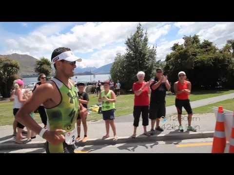 Chris McCormack takes on Challenge Wanaka