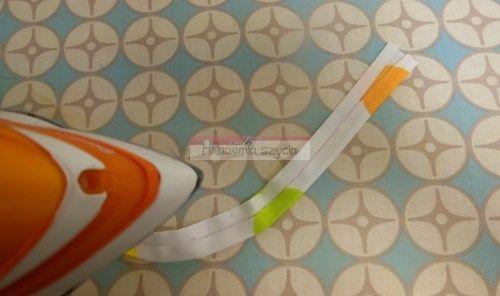 Jak zrobić elastyczną lamówkę?
