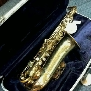 Beautiful Conn saxophone for 200.00 in booth 260 at the Brass Armadillo (816) 847-5260...they ship stuff!