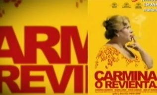 """""""Carmina o Revienta de Paco León se estrena el 5 de julio"""" 30-06-12 http://www.telecinco.es/quetiempotanfeliz/Carmina-Revienta-estrena-Internet-DVD_3_1642065837.html"""
