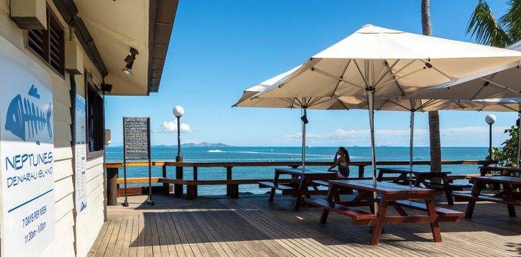 Neptunes Restaurant - Radisson Blu Resort Fiji Denarau Island
