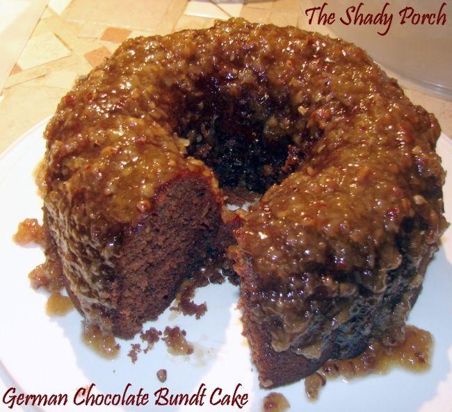 Cookie Recipe Using German Chocolate Cake Mix