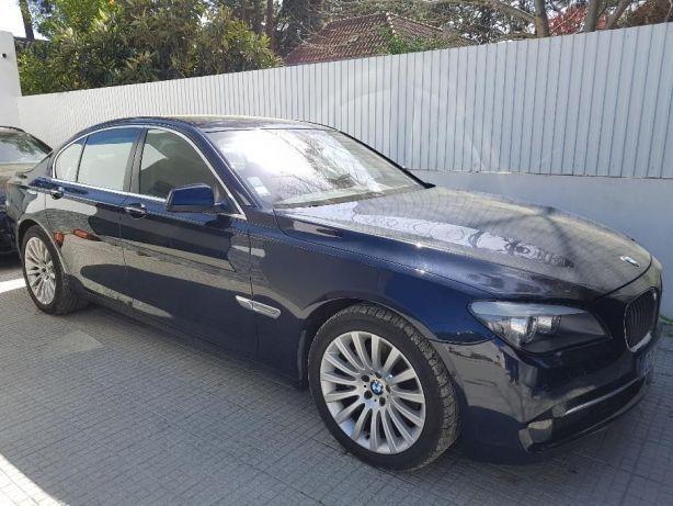 BMW 730 D preços usados