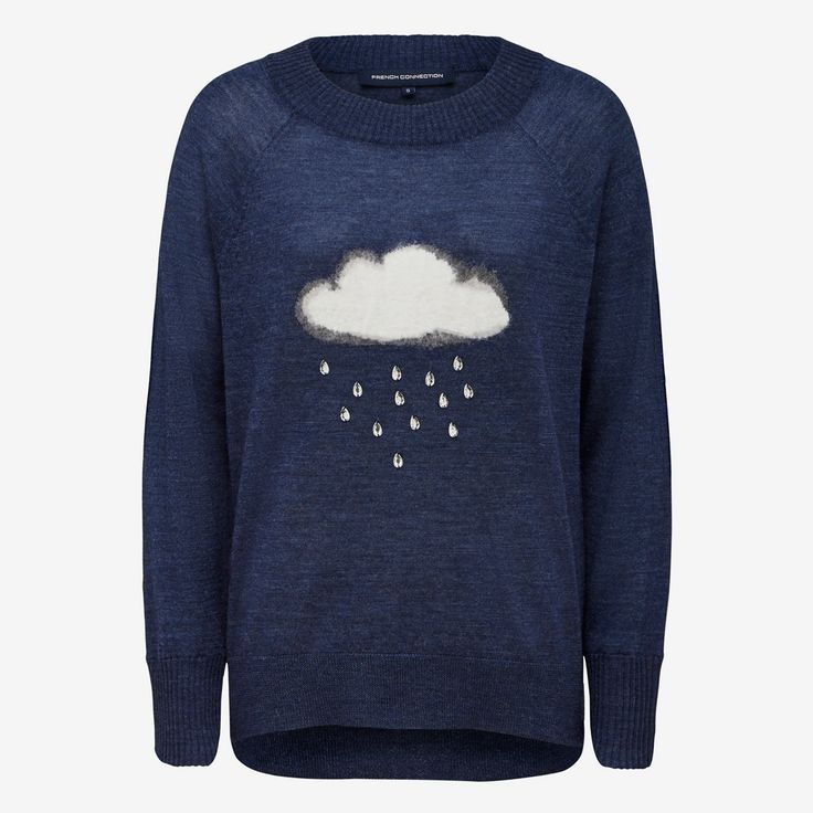 Make It Rain Knit - French Connection