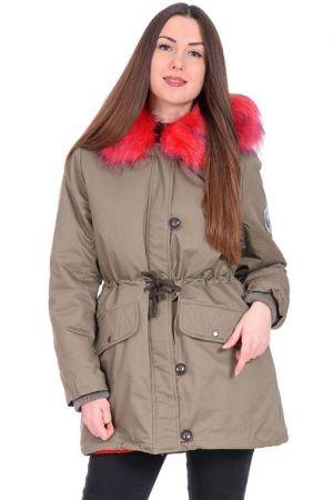Куртка-парка Pshenichnaya 8113 - Супермаркет Выгодных Покупок