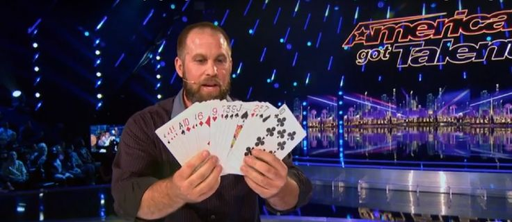 WATCH: 'America's Got Talent' 2016 Judge Cuts: Footballer Turned Magician Scores…