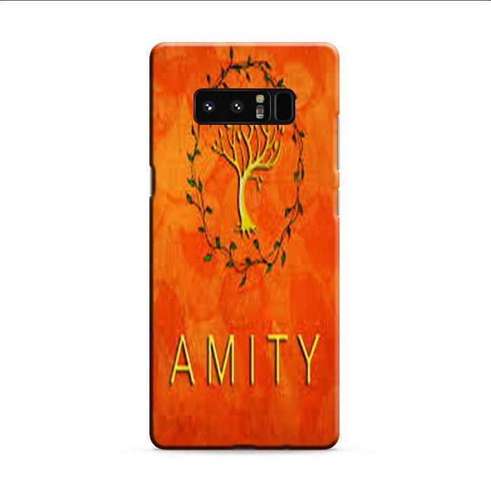 Mine Amity Divergent Samsung Galaxy Note 8 3D Case