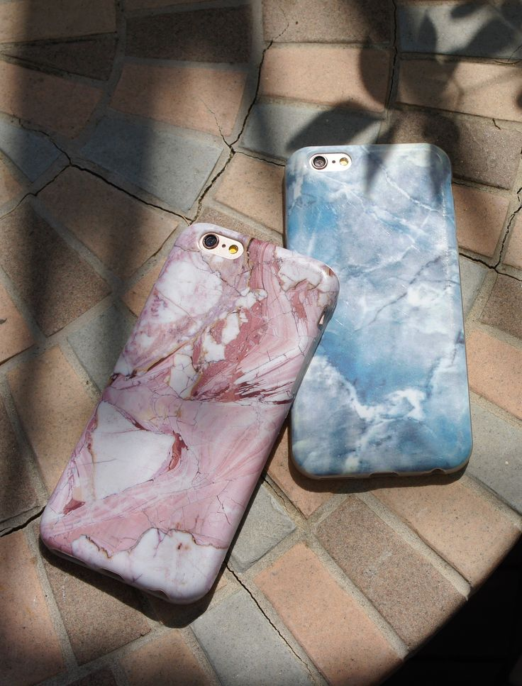 Rose & Hampton Blue Marble case from Elemental Cases. Available for iPhone 6/6s and 6 Plus/6s Plus