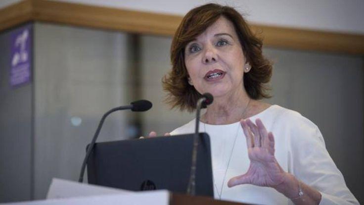 Muere Esther Arizmendi, presidenta del Consejo de la Transparencia
