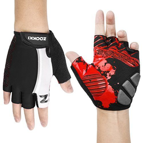 Zookki Cycling Gloves Mountain Bike Gloves - http://ridingjerseys.com/zookki-cycling-gloves-mountain-bike-gloves/