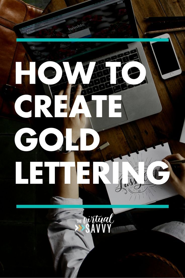"GOLD is ALL the rave right now and I understand why! It's fun and super trendy! The problem? Finding a gold ""color"" isn't the easiest, especially when you are DIY-ing your website or graphics. Don't worry… I've got you covered in this easy tutorial. #virtualassistant #business"