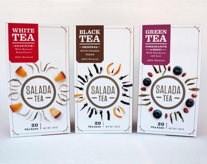 Tea Packaging / Lisa Schneller / Instructor: Tom McNulty / Summer 2012 Online