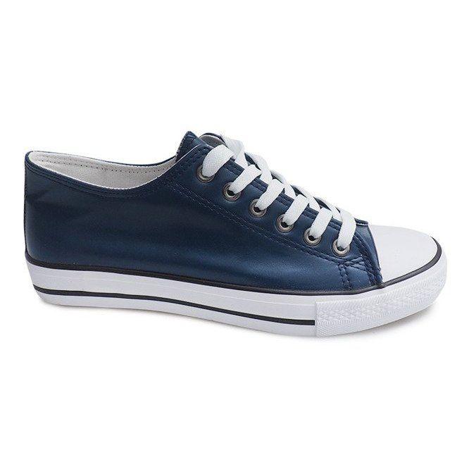 Trampki Rlc 03 Granatowy Granatowe Sneakers Sneakers Men Chuck Taylor Sneakers